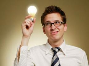 Las ideas innovadoras no se buscan. Foto: Getty.